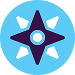 Grand View Compass Icon