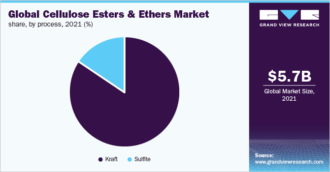 Global cellulose esters & ethers market