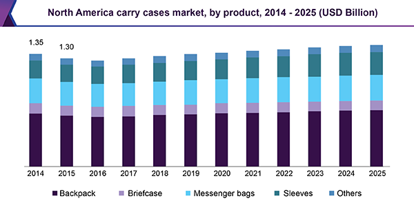 North America carry cases market